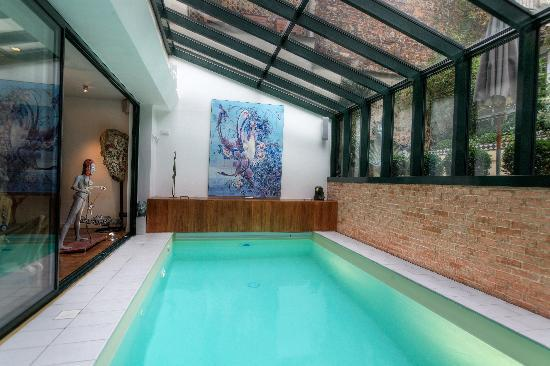 Paris-Oasis: Swimming-pool 1