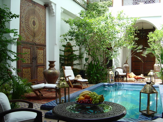 Room photo 12 from hotel Riad Medea Guesthouse Marrakech