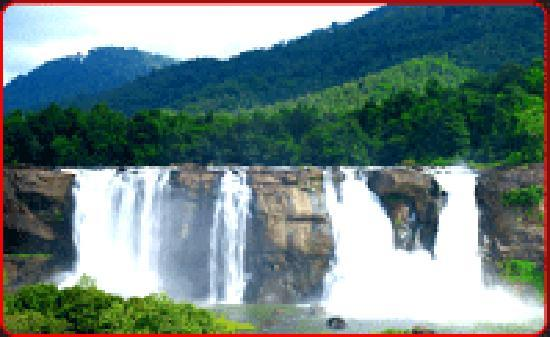 Vazhachal Falls Pictures And Tours Vazhachal Falls
