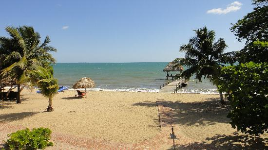 Hopkins, Belize: View from Room
