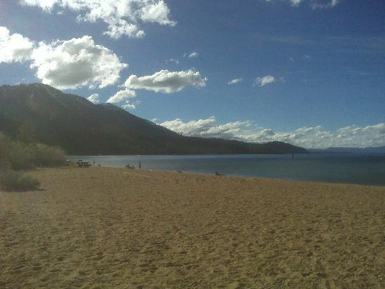 Саут-Лейк-Тахо, Калифорния: Baldwin Beach, South Lake Tahoe