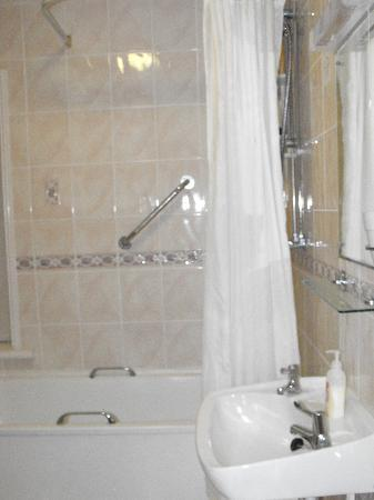 Harlequin Guest House: bathroom2