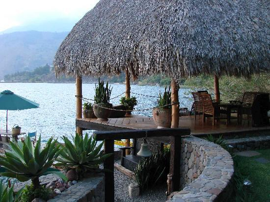 Laguna Lodge Eco-Resort & Nature Reserve: Resting befor sunset