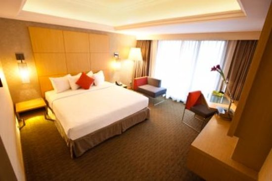 Novotel Singapore Clarke Quay: Superior Room 1 King Bed