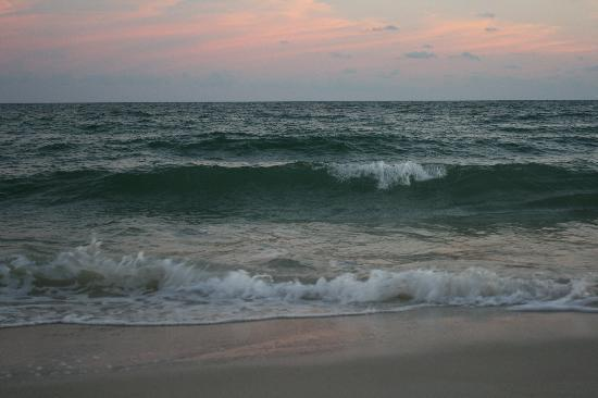 St. George Island, : Waves