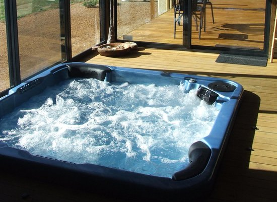 Cloud Nine Spa Chalets