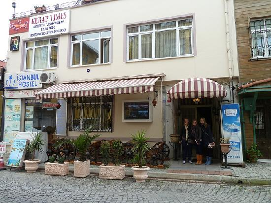 Istanbul hostel