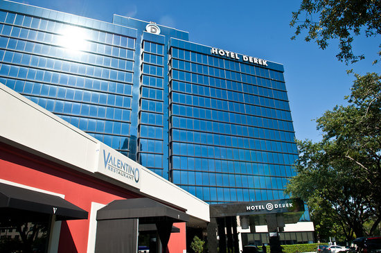 Hotel Derek Houston Galleria: Hotel Derek