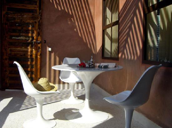 DOMAINE MALIKA Atlas mountains Hotel: Terrasse Suite