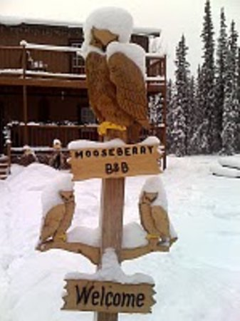 A Mooseberry Inn B&amp;B: Welcome to your get-a-way