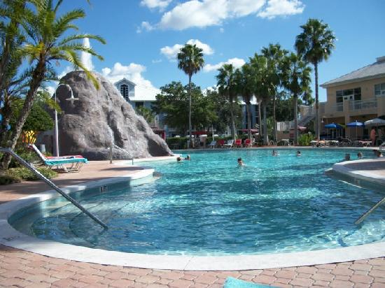 Cypress Pointe Resort: The Pool