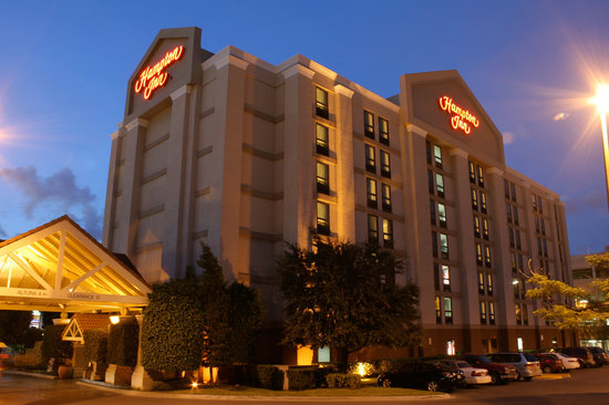 Hampton Inn by Hilton Monterrey/Galerias-Obispado: Hotel Hampton Inn By Hilton Monterrey Galerias Obispado