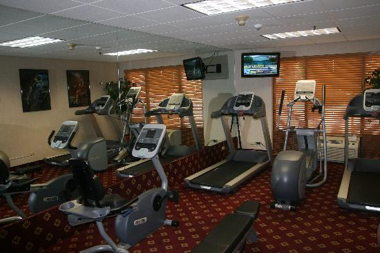 Hampton Inn by Hilton Monterrey/Galerias-Obispado: FITNESS CENTER