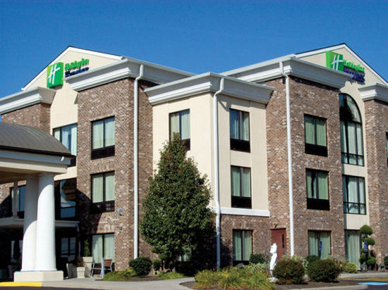 Holiday Inn Express Sharon/Hermitage: Welcome to our award winning hotel !