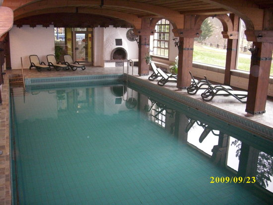 Hotel Prinz-Luitpold-Bad: Pool