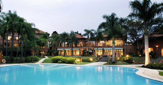 Iguazu Grand Resort, Spa & Casino: Fachada