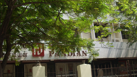 Photo of Hotel Pandian Chennai (Madras)