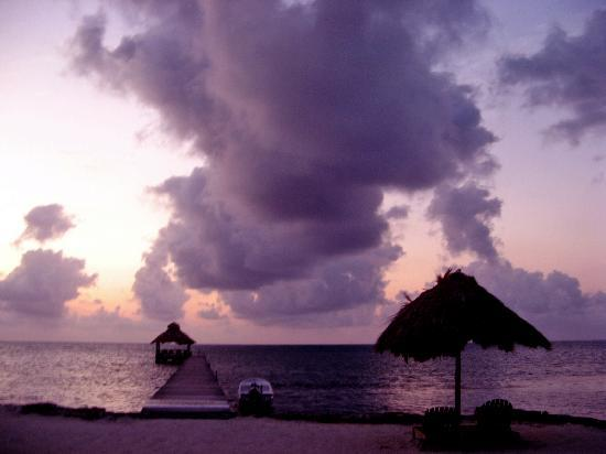 Xanadu Island Resort Belize: beautiful clouds