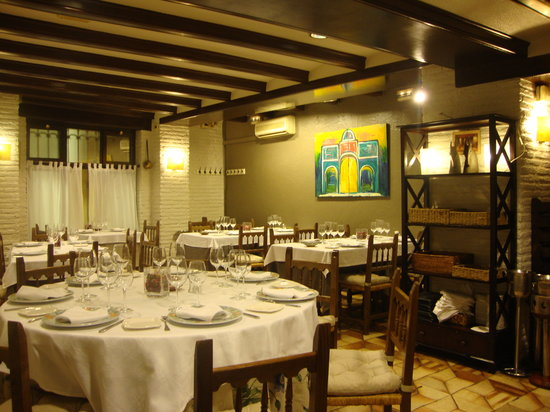 Tudela, Spanien: comedor