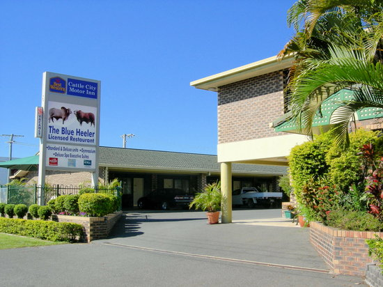 Photo of BEST WESTERN Cattle City Motor Inn Rockhampton