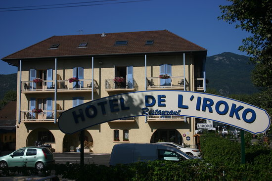 Hotel Aix Les Bains L'Iroko