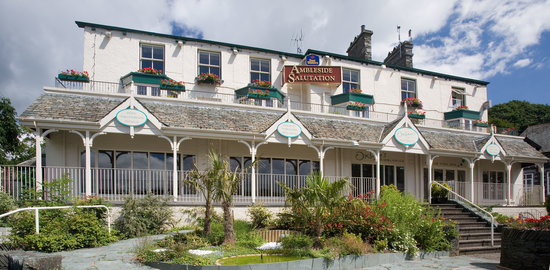 BEST WESTERN Ambleside Salutation Hotel: The Ambleside Salutation Hotel & Spa