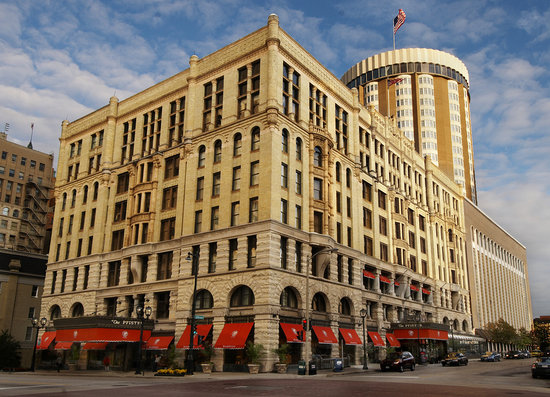 The Pfister Hotel's Image