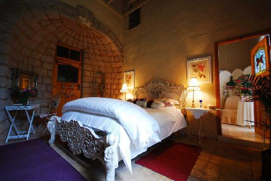 Magaliesburg, South Africa: beautiful LA ROSE suite