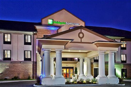 ‪Holiday Inn Express Hotel & Suites Crawfordsville‬