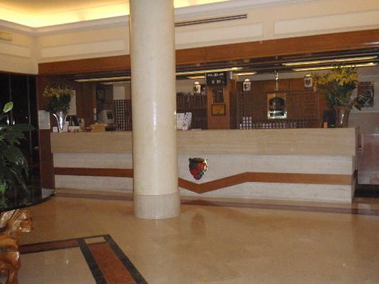 BEST WESTERN Grand Hotel Adriatico: lobby