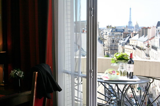 BEST WESTERN Trianon Rive Gauche Hotel