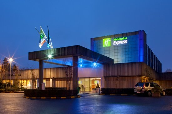 Holiday Inn Express Gent: Welcome to Gent !