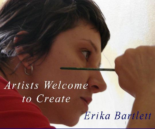 Birch Bay Hostel and Guest House: Artists welcome to create