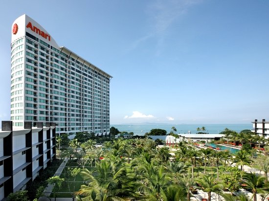Amari Orchid Pattaya: Exterior