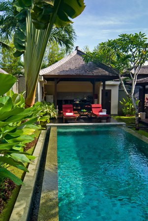 The Ulin Villas & Spa