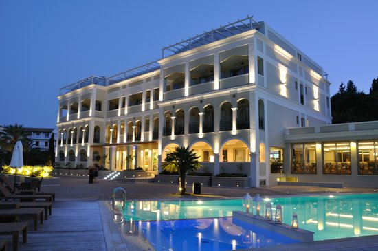 Corfu Mare Boutique Hotel