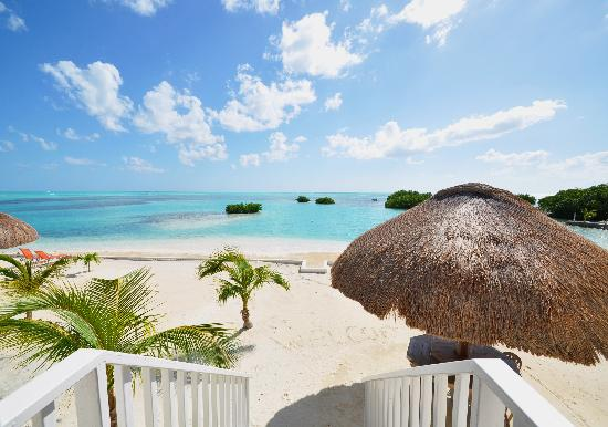 St. George's Caye, Belize: Welcome Again