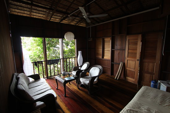 Bagus Place Retreat: Sitting room in Eagle View