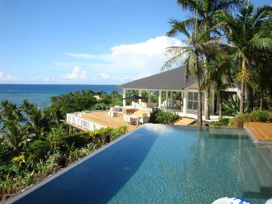 Taveuni Palms Resort: All this is yours to enjoy!!