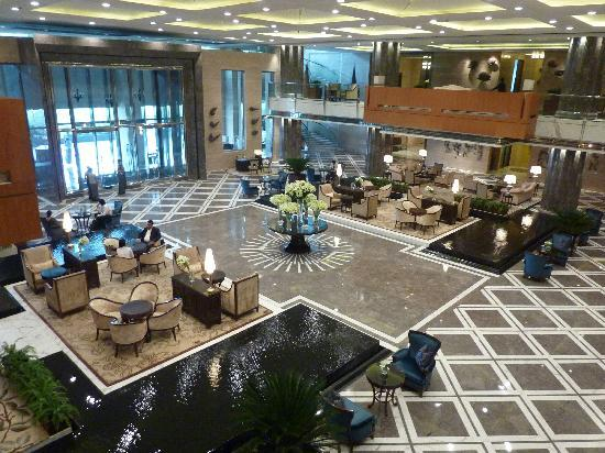 The Leela Kempinski Gurgaon Delhi NCR: la hall