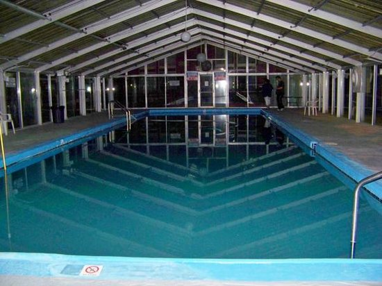 Mountain View Lodge: Indoor heated pool