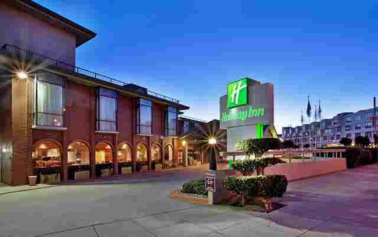 Holiday Inn San Francisco Fishermans Wharf: Welcome to the Holiday Inn Fisherman's Wharf!