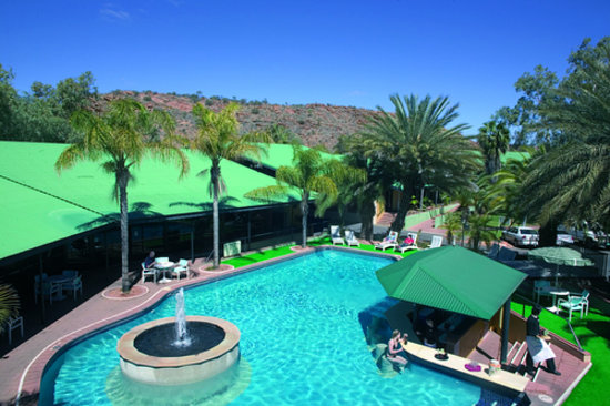 Photo of Alice Springs Resort
