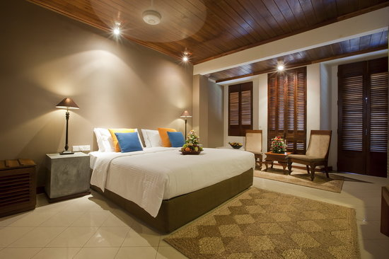 Bentota Beach Hotel: Interiors of a bedroom