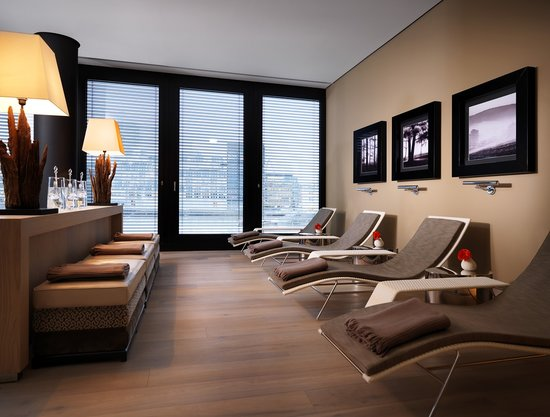 Hyatt Regency Dusseldorf: Rive Spa