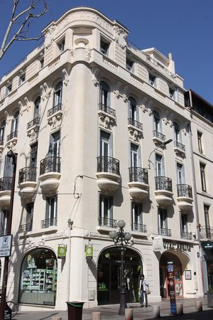 Regina Hotel: la plus belle facade d&#39;avignon ?