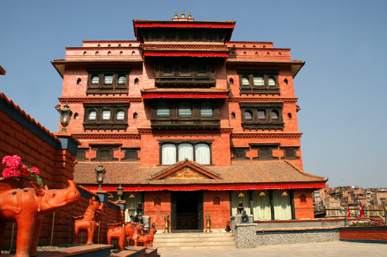 Bhaktapur, Nepal: Hotel Heritage