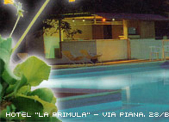 Hotel La Primula di Palinuro