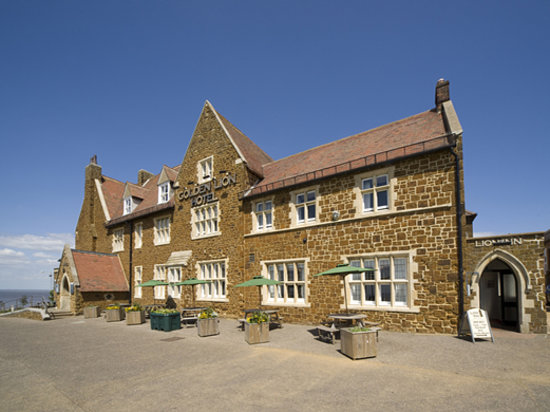 Hunstanton, UK: Coast &amp; Country Golden Lion Hotel