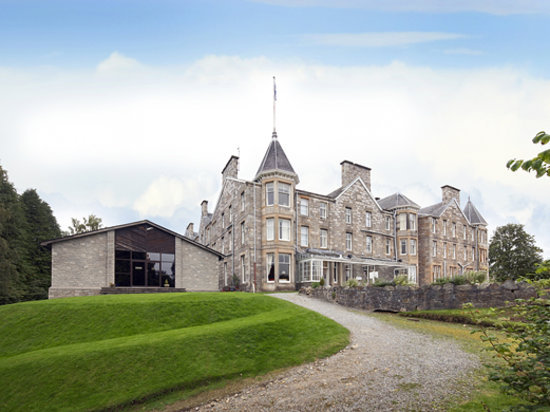 The Pitlochry Hydro Hotel: Coast & Country Pitlochry Hydro Hotel